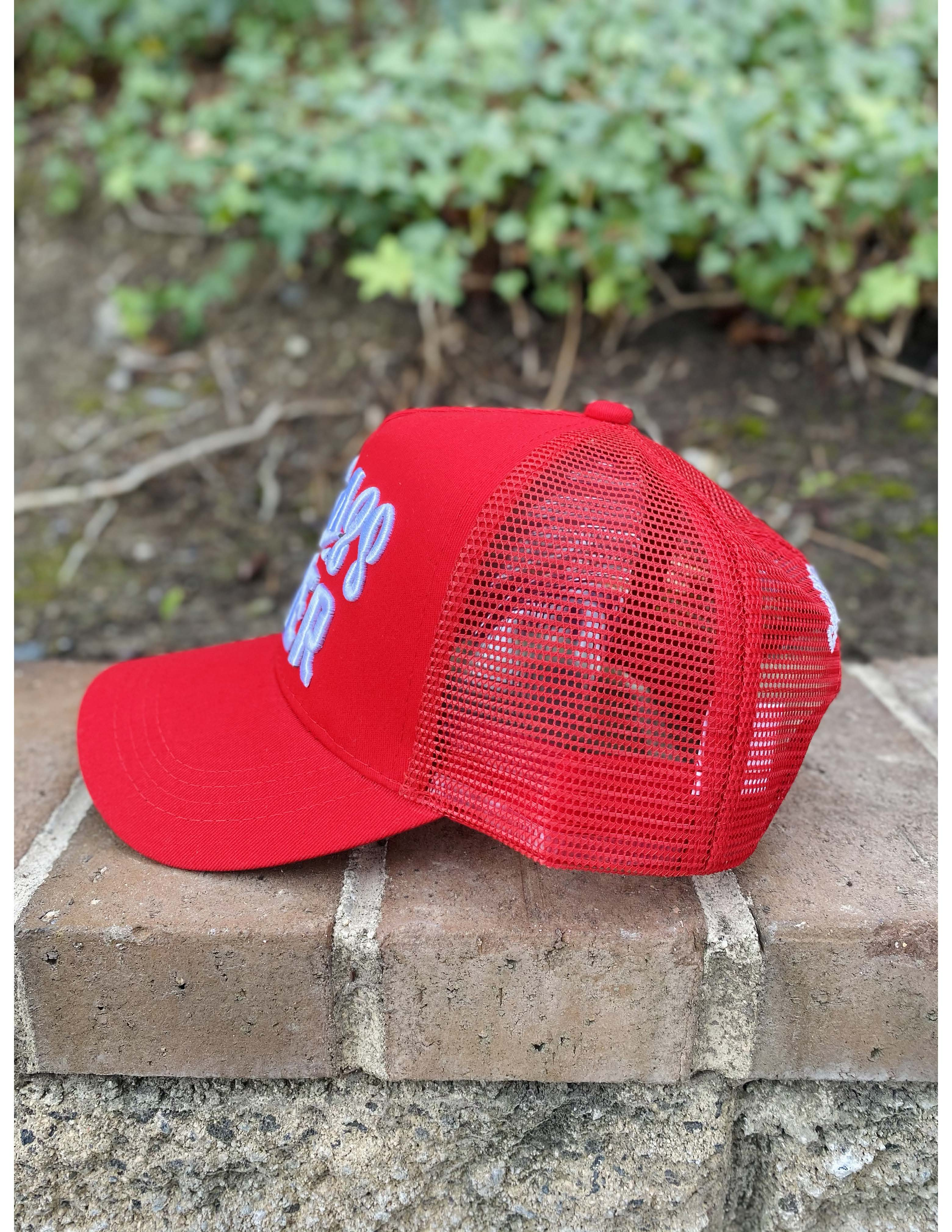 BIG A88 JOGGER Trucker Hats