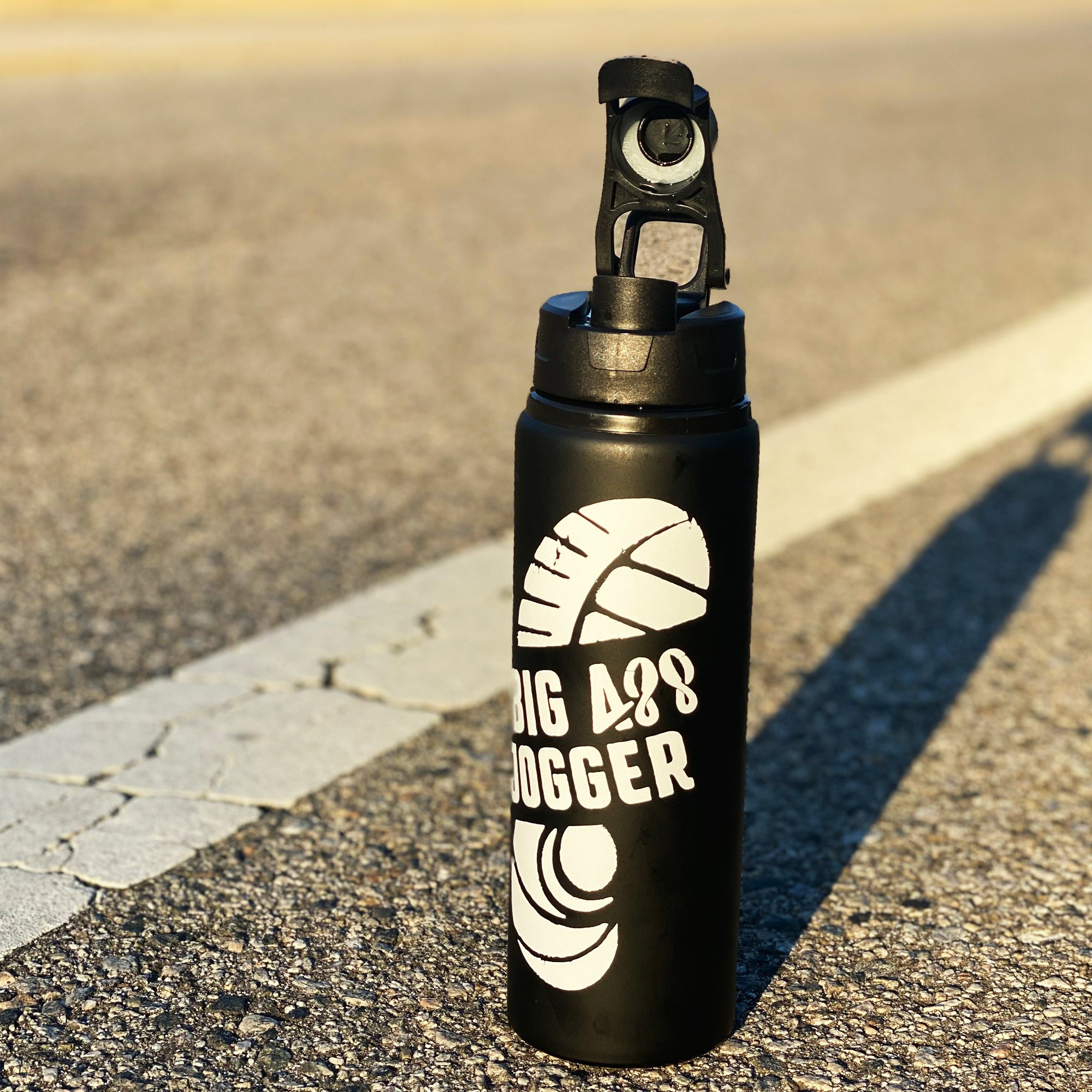 Road Water Bottle