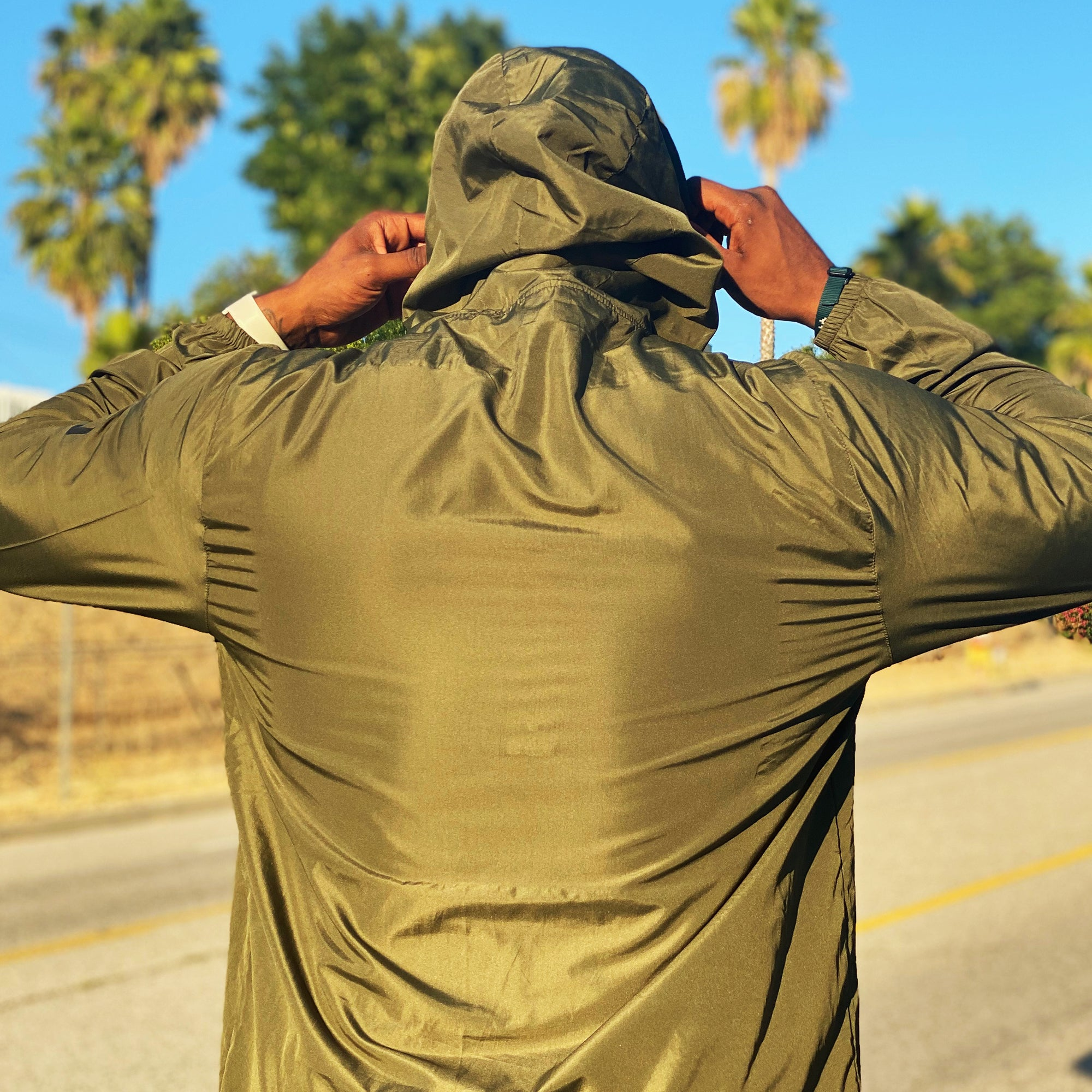 The Journey Windbreaker