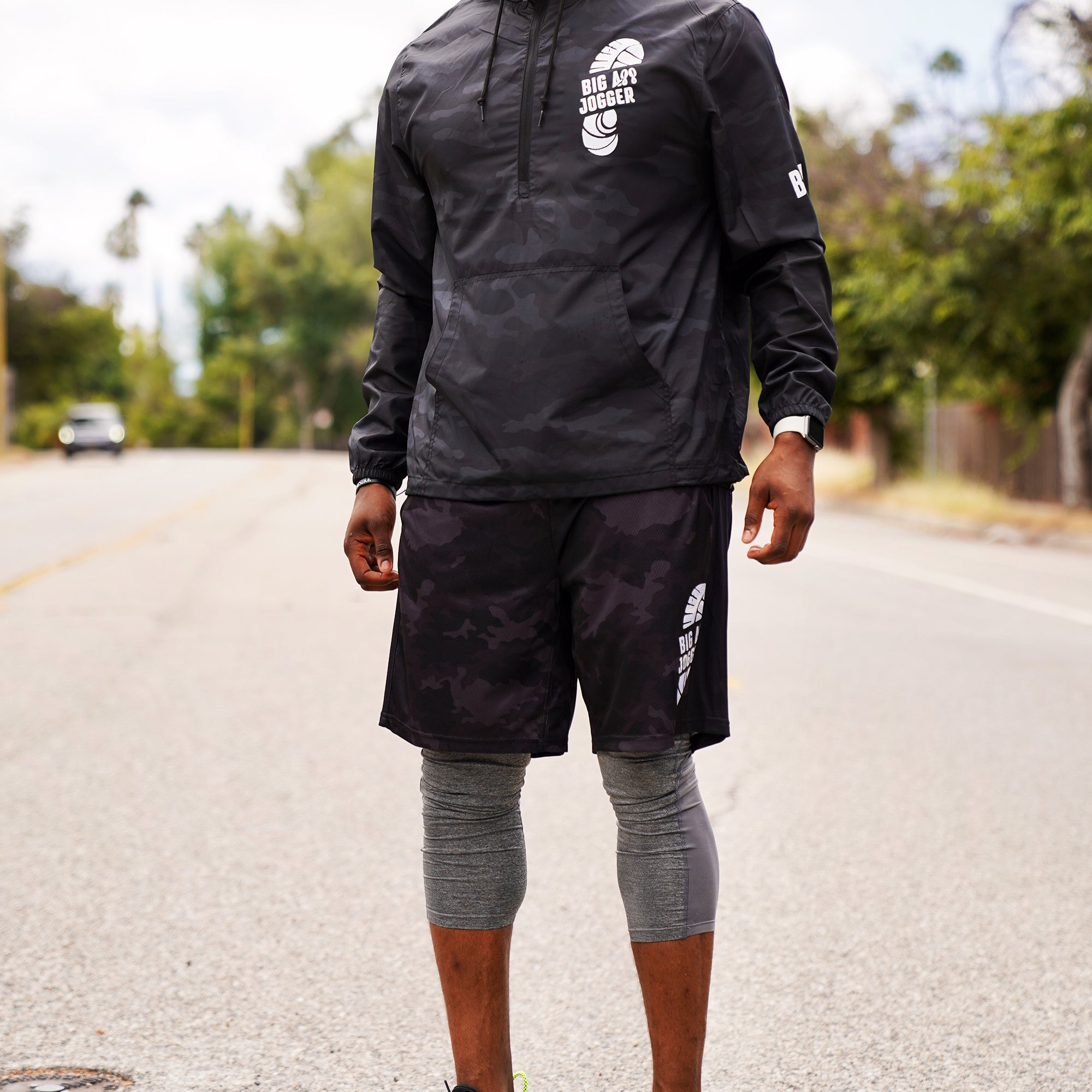 Stride Training Shorts with Pocket