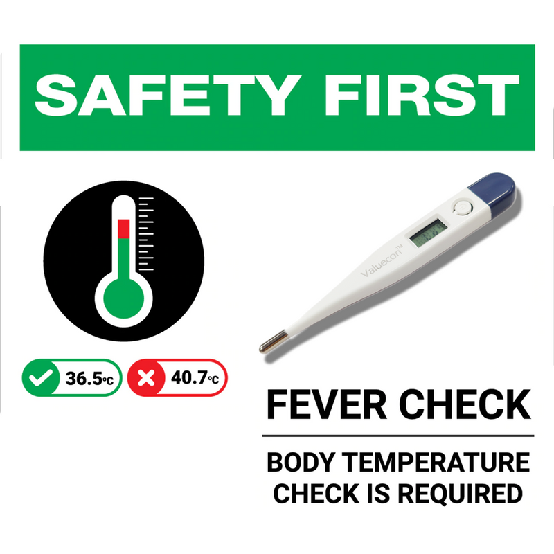 Digital Thermometer Price