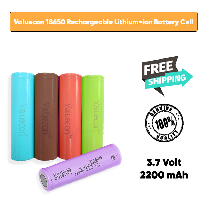 Rechargeable Lithium-Ion Battery Rechargeable lithium ion battery price in india