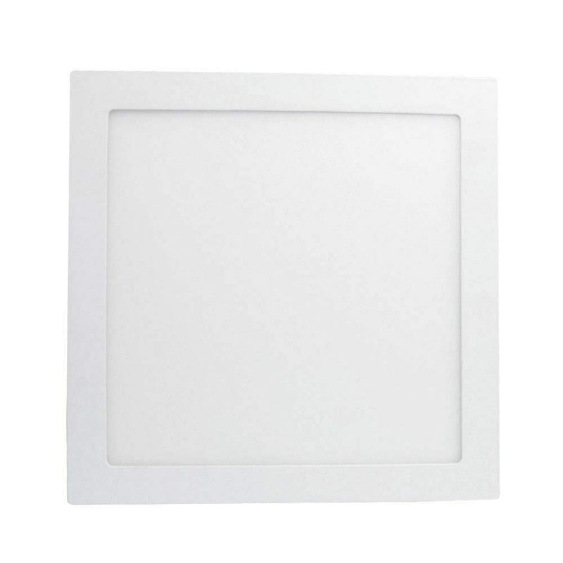 Valuecon ®️18W Slim Panel Light Square Pure White (Pack of 1)