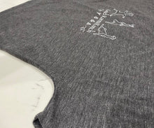 Load image into Gallery viewer, GKR Alpaca Yoga Flowy Open Back Tee