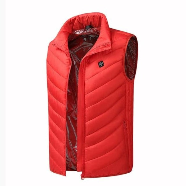 EVERYDAY HEATED VEST - 2 HEATED AREAS
