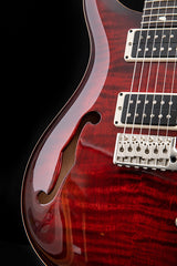 Paul Reed Smith CE 24 Semi-Hollow Fire Red Burst