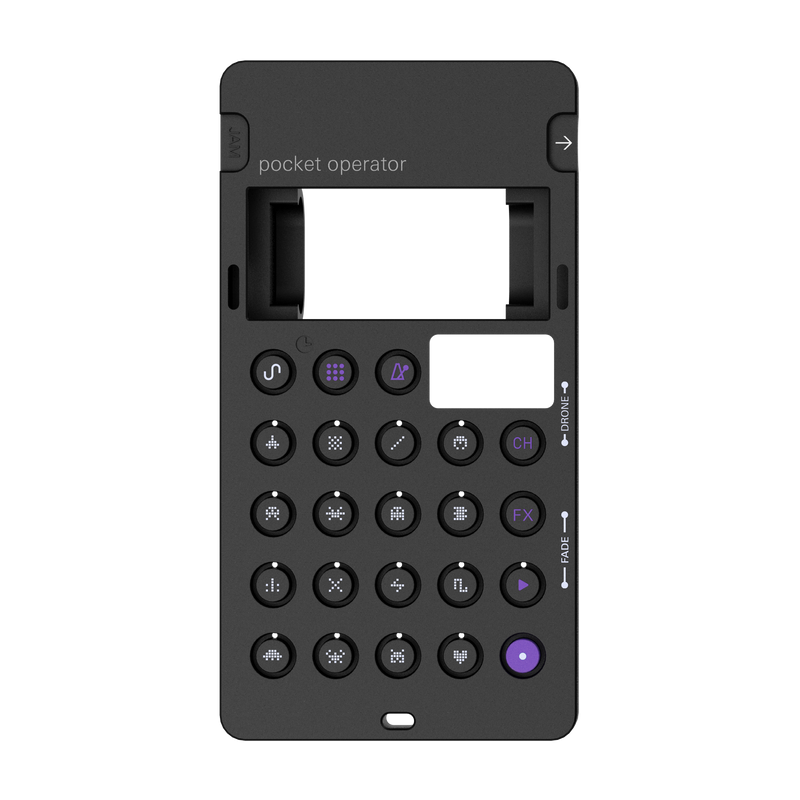 Teenage Engineering Pocket Operator CA-20 Pro-Case for PO-20-Effects Pedals-Brian's Guitars