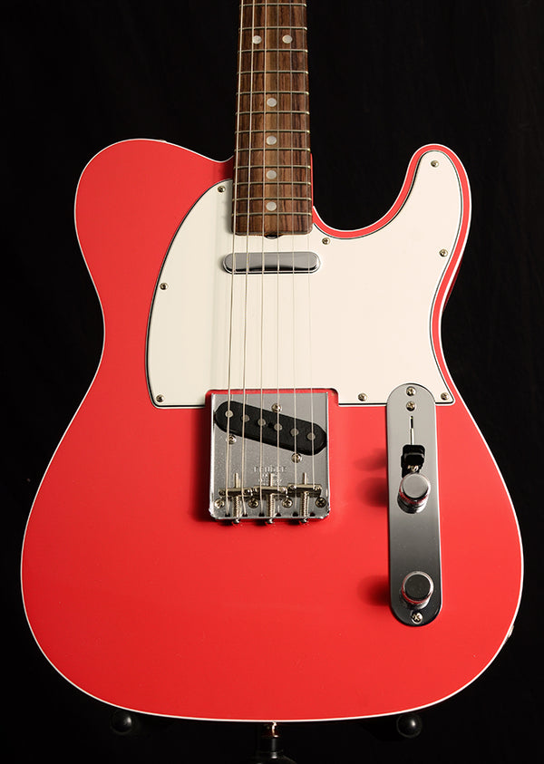 Used Fender American Original '60s Telecaster Fiesta Red-Brian's Guitars
