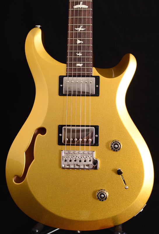 Paul Reed Smith S2 Custom 22 Semi-Hollow Egyptian Gold-Brian's Guitars