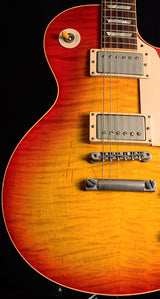 Gibson Custom Shop 1959 Reissue R9 Les Paul Standard Murphy Aged Cherry Sunburst-Electric Guitars-Brian's Guitars