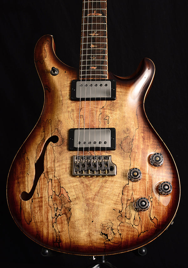 Used Paul Reed Smith Private Stock McCarty 594 Trem Semi-Hollow Spalted Maple-Brian's Guitars