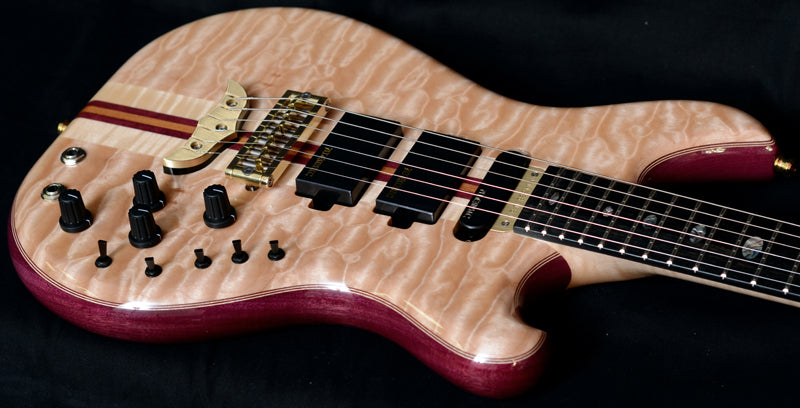 Alembic Further Studio Quilt Maple-Brian's Guitars