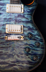 Paul Reed Smith Private Stock SC245 Faded Aqua Violet-Brian's Guitars