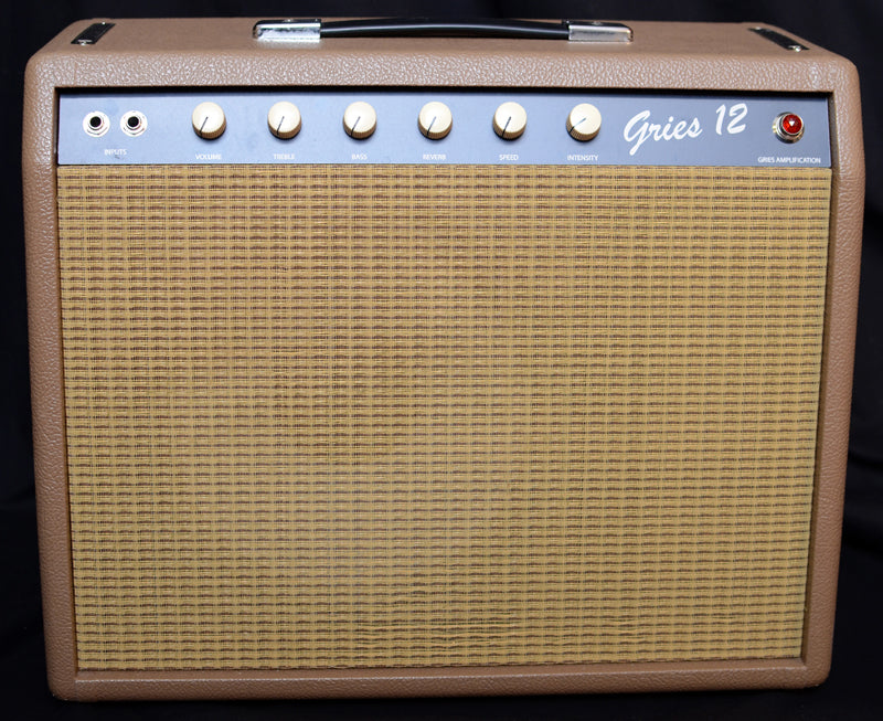 Used Gries 12 Reverb Combo
