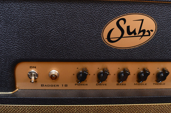 Used Suhr Badger 18 Combo