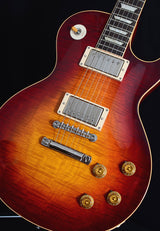 Used Gibson Custom Shop Les Paul 1959 Reissue R9 Flame Top Cabernet Burst-Brian's Guitars