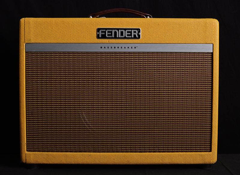 Fender Limited Edition Bassbreaker 30R Lacquered Tweed-Brian's Guitars