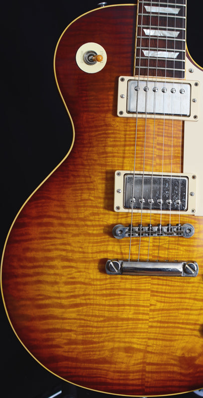2003 Gibson Custom Shop Les Paul 1960 Reissue R0 Brazilian With Stinger-Brian's Guitars