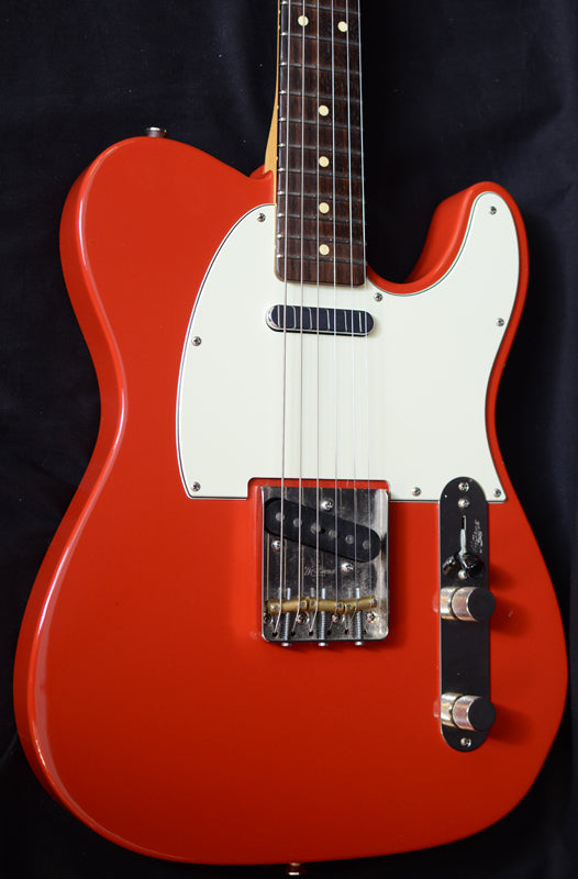 Used K-Line Truxton Fiesta Red-Brian's Guitars