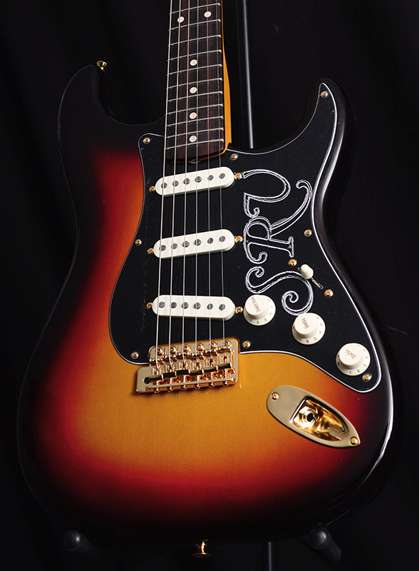 Used Fender Custom Shop Stevie Ray Vaughan Signature Stratocaster-Brian's Guitars