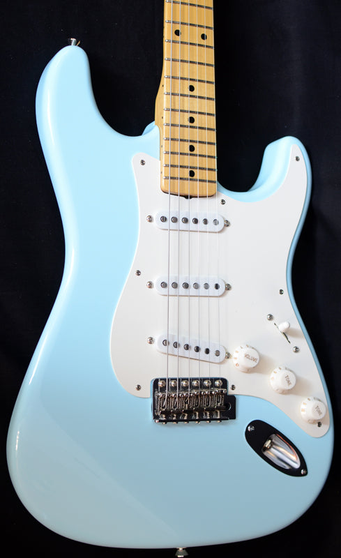 Used Mario Martin S Style Sonic Blue-Brian's Guitars