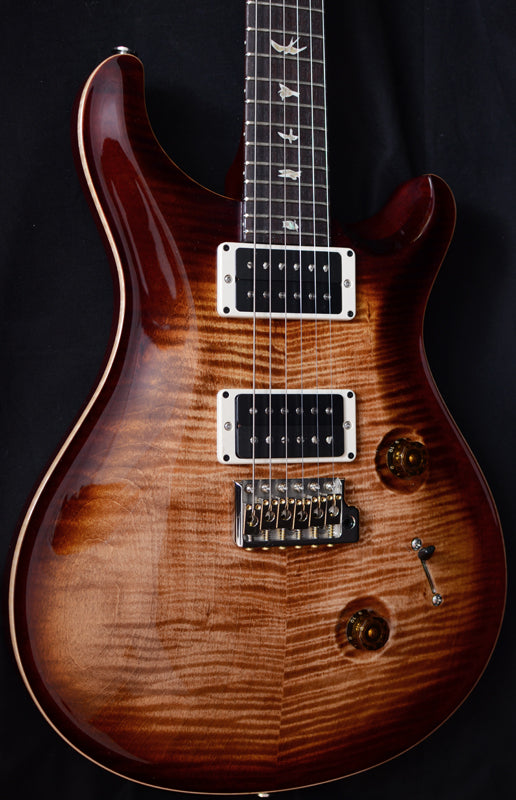 Used Paul Reed Smith Custom 24 Copper Burst-Brian's Guitars