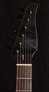 Tom Anderson Guardian Angel Natural Purple To Black Burst-Brian's Guitars