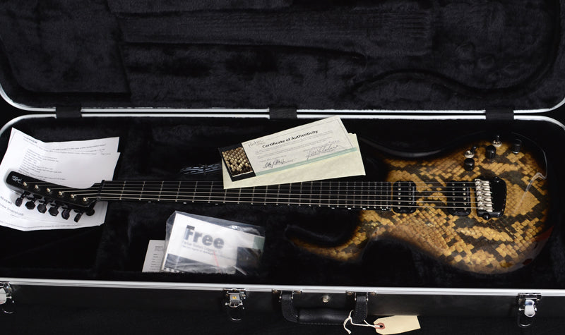 Used Parker Fly Mojo Limited Edition Snakeskin-Brian's Guitars