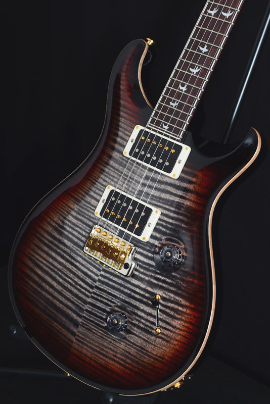Paul Reed Smith 30th Anniversary Custom 24 Charcoal Tri-Color Burst-Brian's Guitars