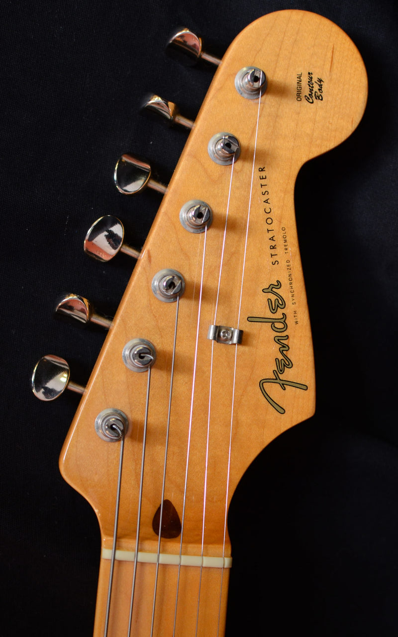 Used Fender American Vintage '56 Stratocaster Two Tone Sunburst-Brian's Guitars