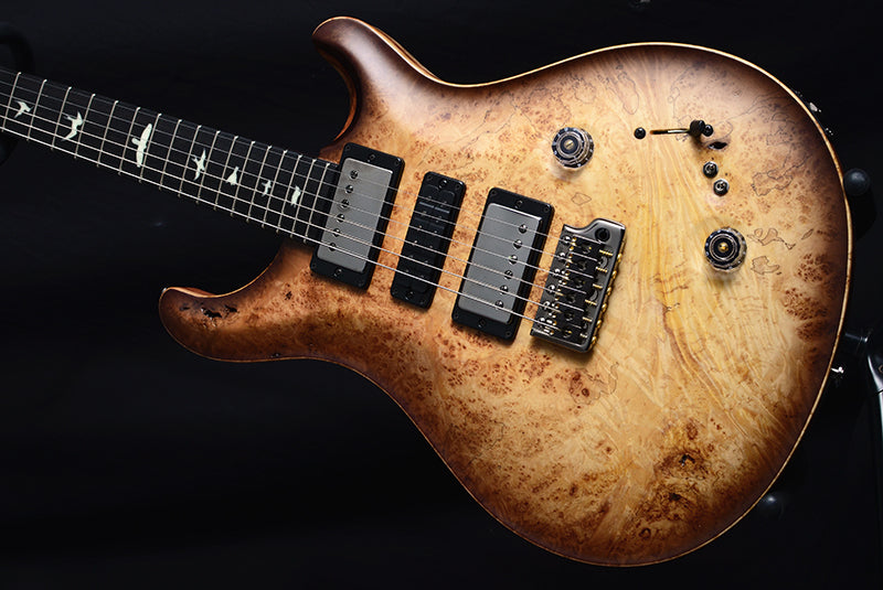 Paul Reed Smith Private Stock Special Semi-Hollow Burl Maple