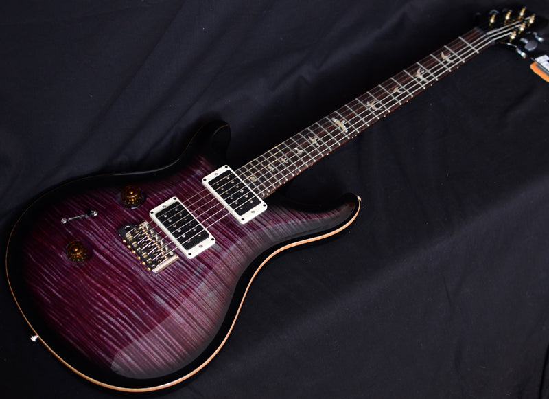 Paul Reed Smith Custom 24 Lefty Violet Smokeburst-Brian's Guitars