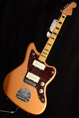 Fender Troy Van Leeuwen Jazzmaster Copper Age-Electric Guitars-Brian's Guitars