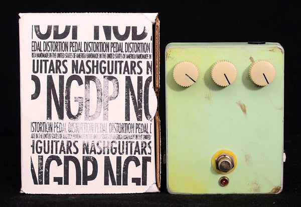 Nash NGDP Distortion Pedal-Effects Pedals-Brian's Guitars