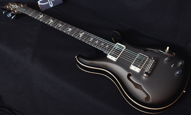 Paul Reed Smith Hollowbody II Silver Burst-Brian's Guitars