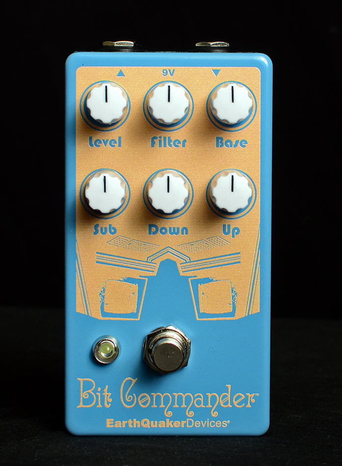 Earthquaker Devices Limited Edition Bit Commander-Effects Pedals-Brian's Guitars