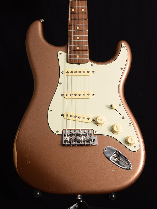 Fender Road Worn '60s Stratocaster Firemist Gold Limited Edition