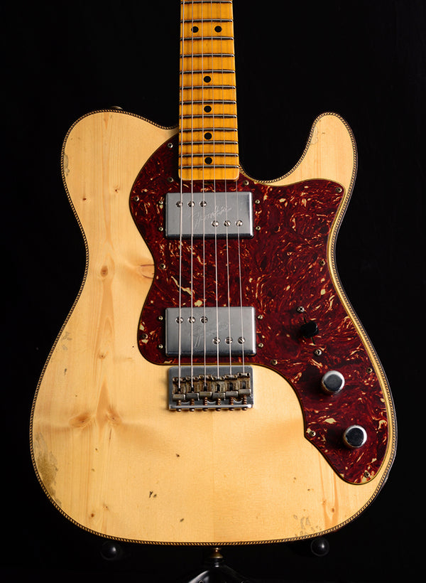 Fender Custom Shop Knotty Pine Cunife Telecaster Relic Limited Edition