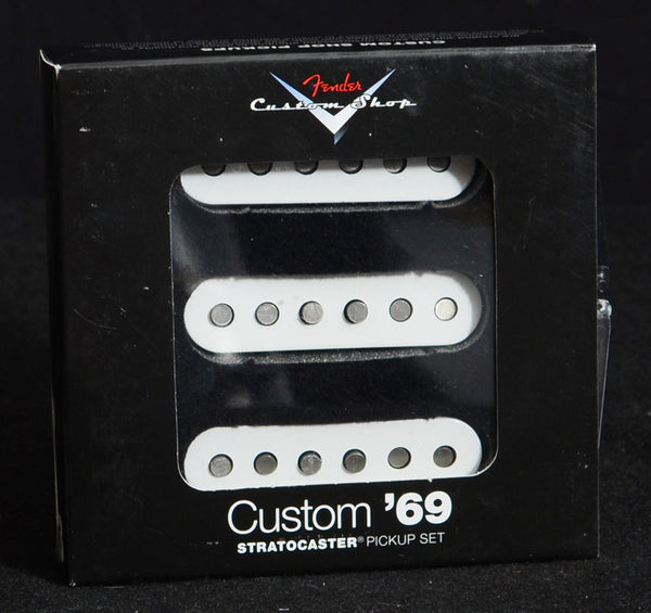 Fender Custom Shop Custom '69 Strtocaster Pickup Set-Accessories-Brian's Guitars