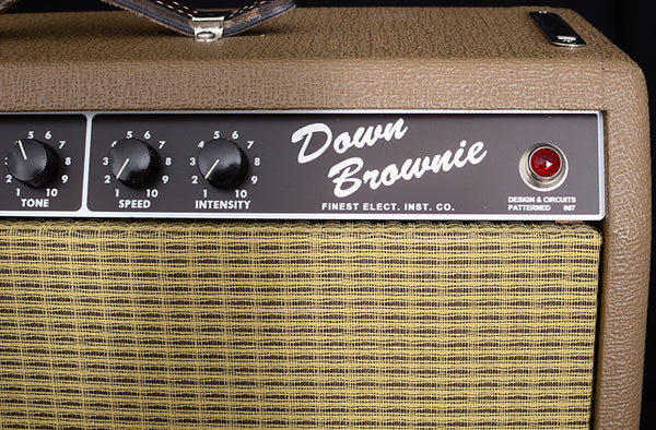 Used Cutthroat Audio Down Brownie