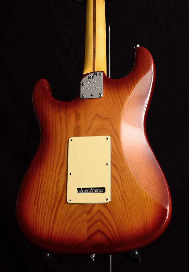 Fender American Professional II Stratocaster Sienna Sunburst-Electric Guitars-Brian's Guitars