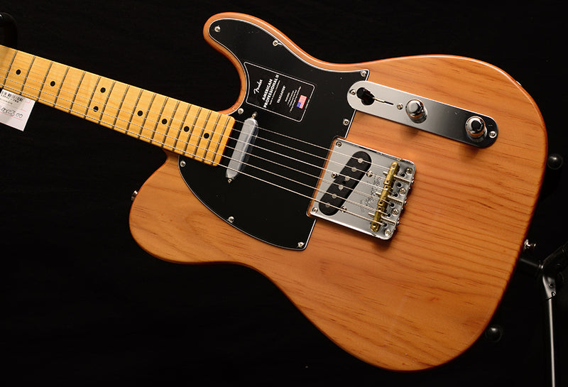 Fender American Professional II Telecaster Roasted Pine-Electric Guitars-Brian's Guitars