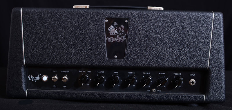 Used 3 Monkeys Virgil Limited Edition-Brian's Guitars