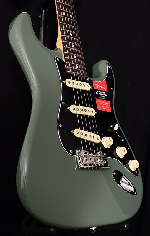 Fender American Professional Stratocaster Antique Olive