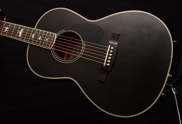 Paul Reed Smith SE P20 Tonare Parlor Charcoal-Acoustic Guitars-Brian's Guitars