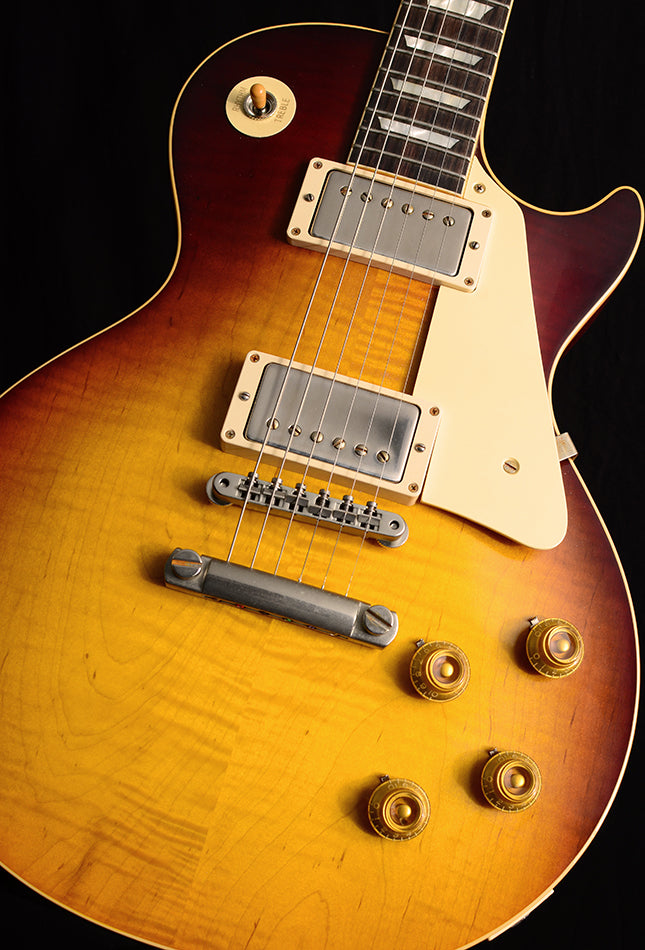Used Gibson Custom Shop 1958 Reissue Les Paul Standard VOS R8-Brian's Guitars