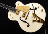 Used Gretsch G6136T-59 Vintage Select White Falcon-Electric Guitars-Brian's Guitars
