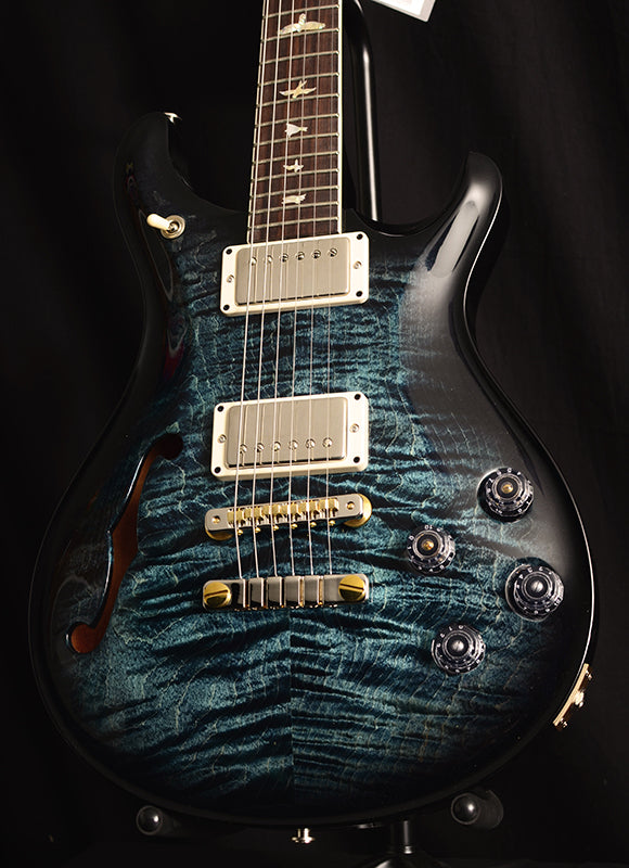 Used Paul Reed Smith McCarty 594 Semi-Hollow Limited Slate Smokeburst-Brian's Guitars