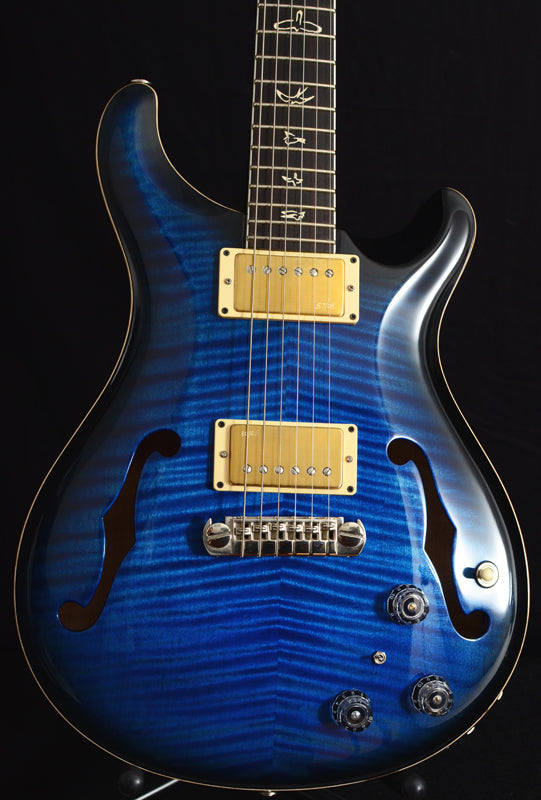 Used Paul Reed Smith 25th Anniversary Hollowbody II Sapphire Smokeburst