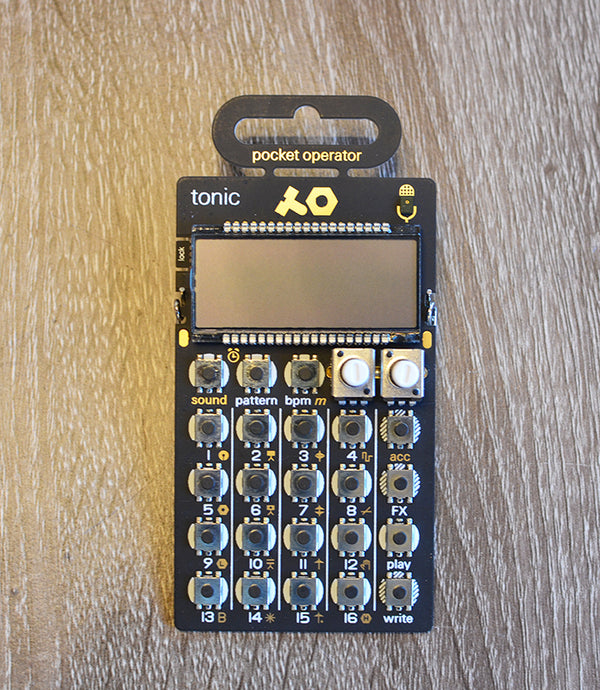 Teenage Engineering Pocket Operators PO-32 Tonic-Effects Pedals-Brian's Guitars